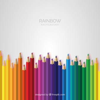 Fondo de arcoiris