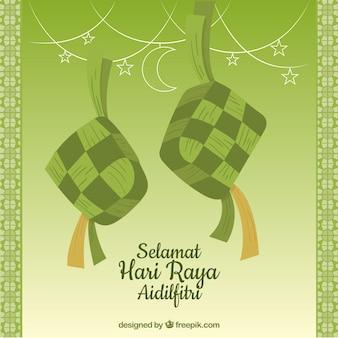 Fondo de ketupat