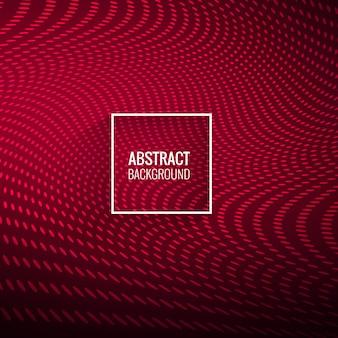 Fondo de onda de semitono con estilo abstracto