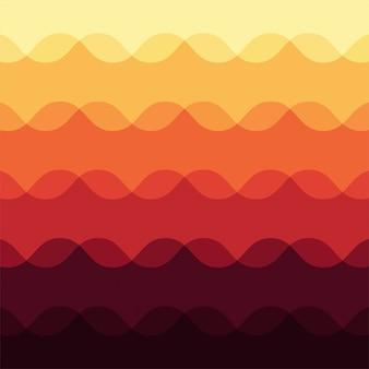 Fondo de patrón abstracto de colores