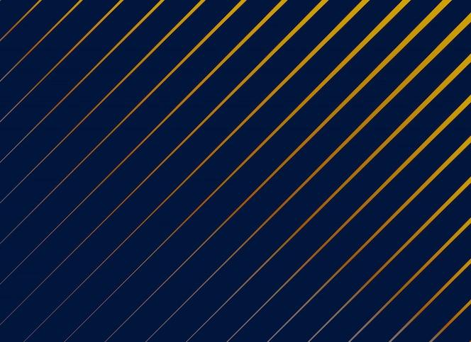 Fondo de patrón de líneas diagonales azules