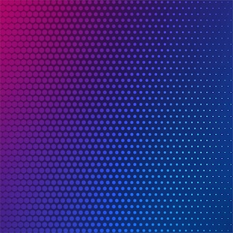 Fondo de semitono colorido abstracto