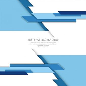 Fondo de tecnología azul abstracto moderno