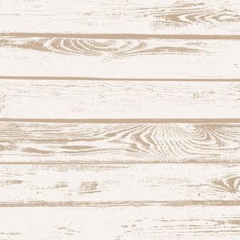 Fondo de textura de vector de tablones de grano de madera vieja
