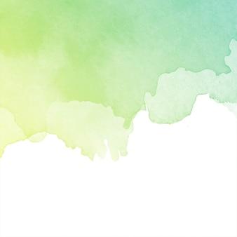 Fondo decorativo abstracto de la acuarela