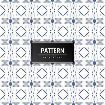 Fondo decorativo abstracto de patrones sin fisuras