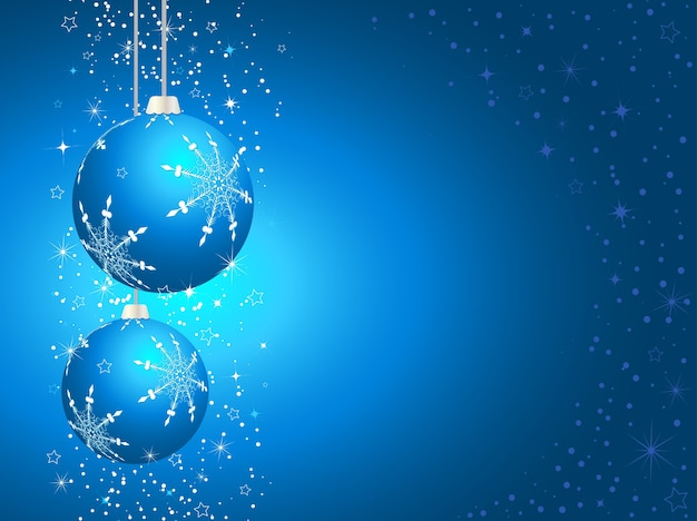 Fondo decorativo de navidad