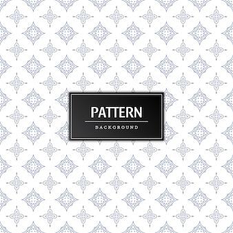 Fondo decorativo de patrones sin fisuras