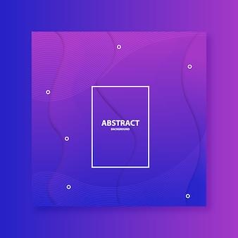 Fondo degradado abstracto moderno color rosa y azul