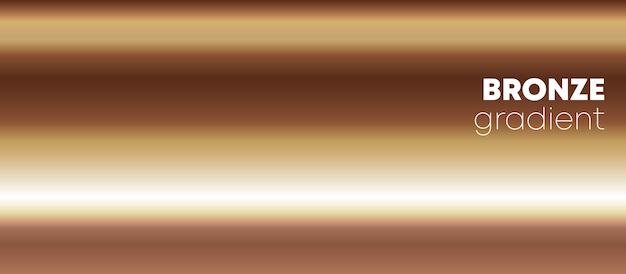 Fondo degradado de bronce