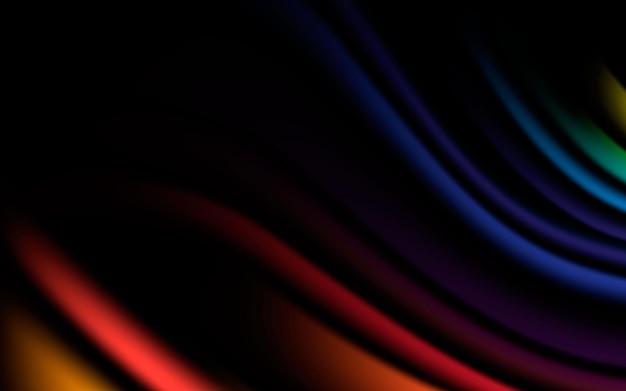 Fondo degradado colorido abstracto color liso