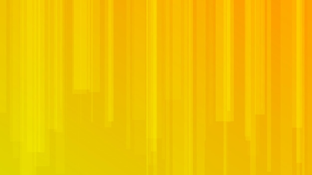 Fondo degradado colorido moderno con líneas. telón de fondo de presentación abstracta geométrica amarilla. ilustración vectorial