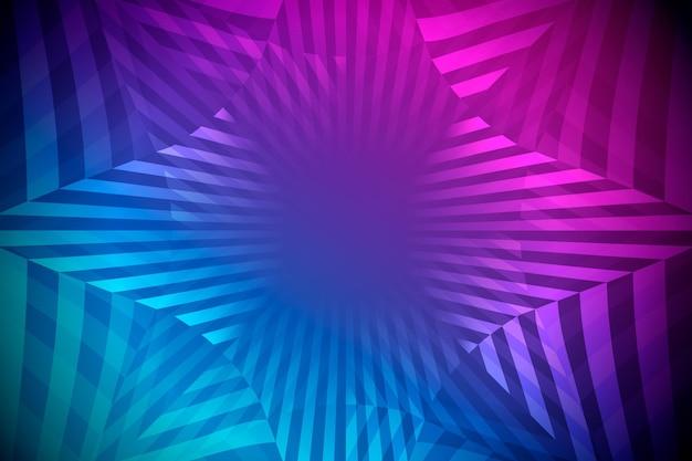 Fondo degradado de ilusión óptica