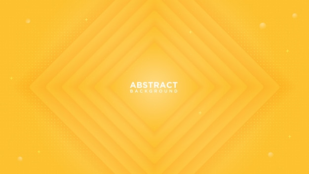 Fondo degradado naranja abstracto. con capa superpuesta de forma ondulada.
