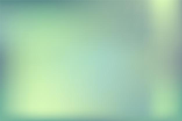 Fondo degradado en tonos verdes