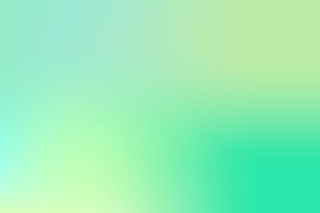 Fondo degradado tonos verdes