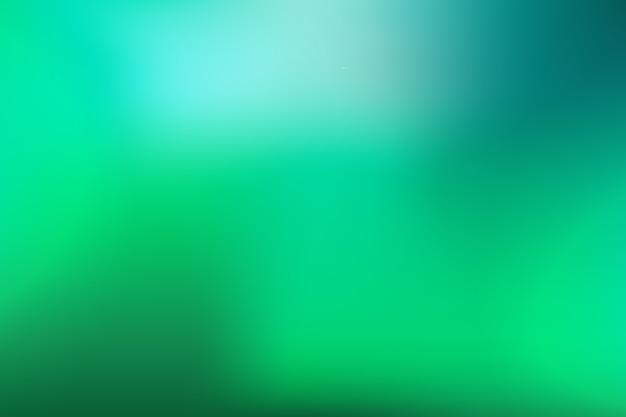 Fondo degradado de tonos verdes