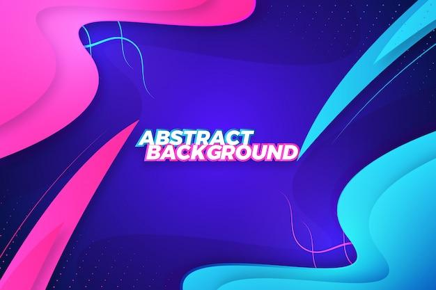 Fondo deportivo abstracto atractivo