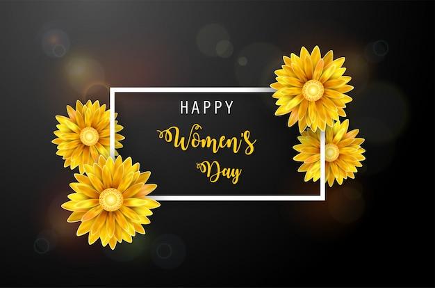 Fondo del día de la mujer