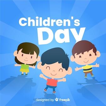 Fondo del día de los niños