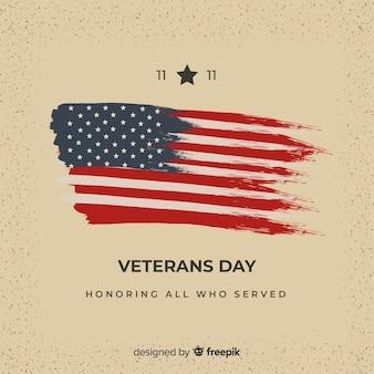 Fondo del día del veterano