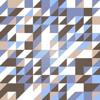Fondo de diseño abstracto de baja poli