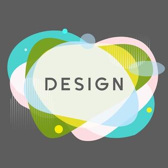 Fondo de diseño abstracto