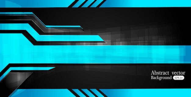 Fondo Azul Metálico Abstracto De Diseño Moderno De La: Iconos Planos Conjunto De Reparadores Electricistas