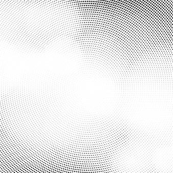 Fondo de diseño elegante de semitono abstracto