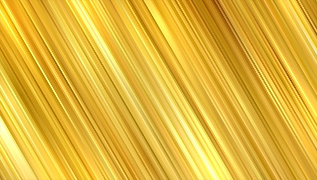 Fondo dorado premium con diseño de líneas de movimiento.