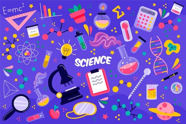 Fondo de educación científica