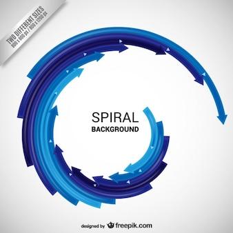 Fondo de espiral