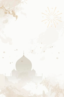 Fondo estampado festival diwali