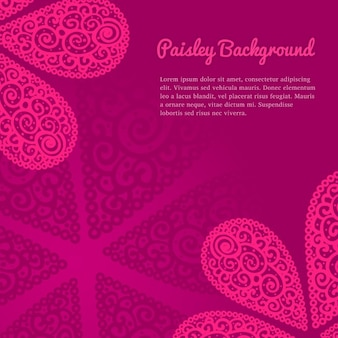 Fondo de estampado rosa