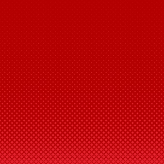 Fondo de estrella curva geométrica roja de semitono