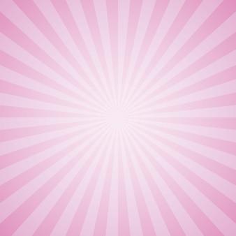 Fondo de explosión de color rosa