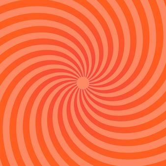 Fondo de explosión de sol brillante radial abstracto.