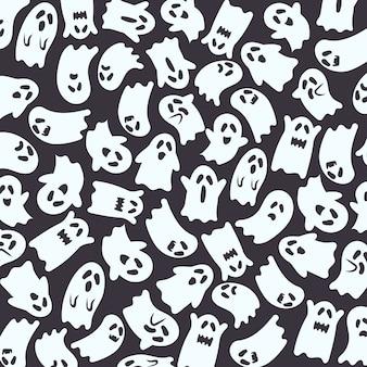 Fondo del fantasma de halloween