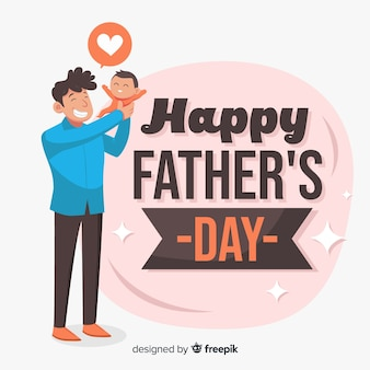 Fondo de feliz día del padre
