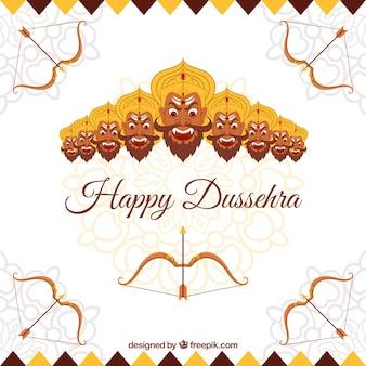 Fondo de feliz dusshra