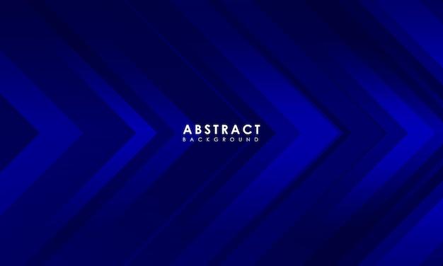 Fondo de flecha abstracto con concepto de página de destino moderno de cero creativo