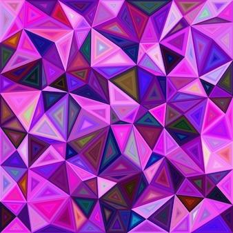 Fondo de formas triangulares