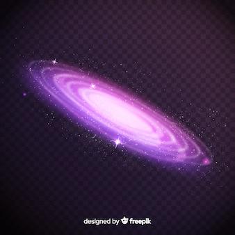 Fondo de galaxia espiral