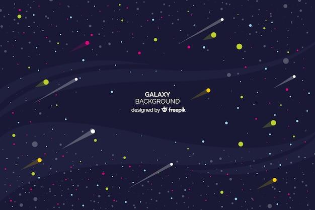 Fondo de galaxía