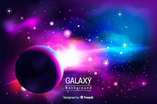 Fondo de galaxia