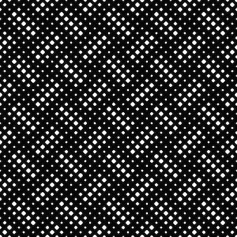 Fondo geométrico abstracto sin fisuras patrón cuadrado redondeado