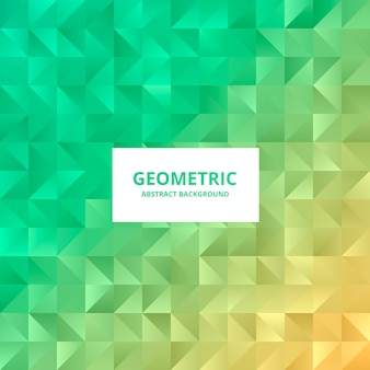 Fondo geométrico abstracto. fondo de pantalla de polígono.