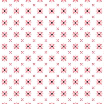 Fondo geométrico abstracto de patrones sin fisuras
