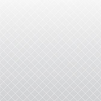 Fondo geométrico blanco, gris moderno - patrón sin costuras