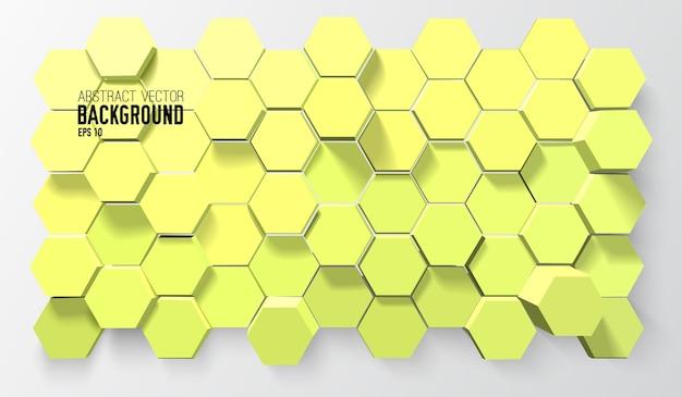 Fondo geométrico claro abstracto